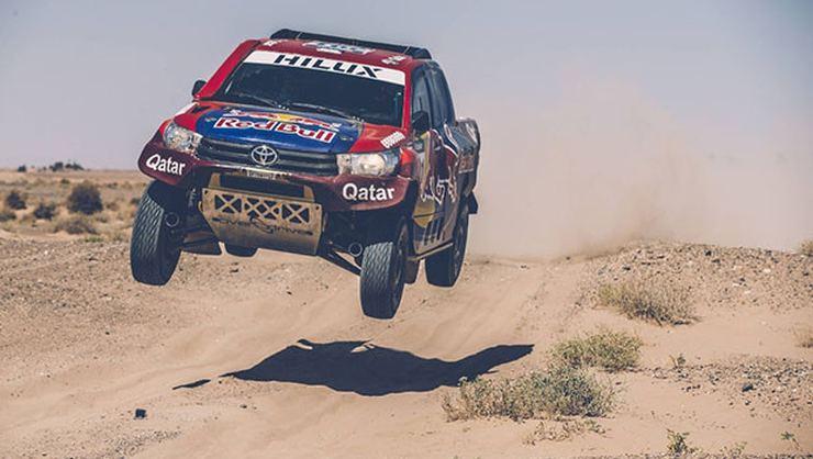 2020 Dakar Rallisi